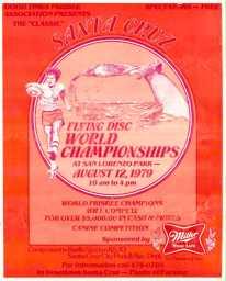 1979 Santa- Cruz Championships poster
