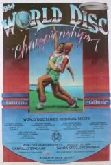 1984 Santa Cruz Championship poster